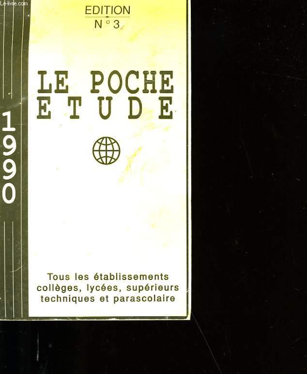 LE POCHE ETUDE N°3.