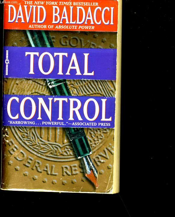 TOTAL CONTROL.