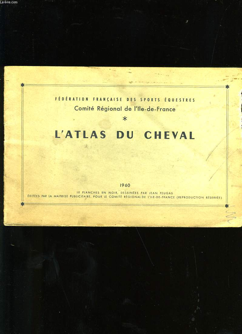 L'ATLAS DU CHEVAL.