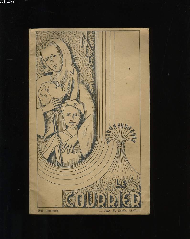 LE COURRIER N°18.