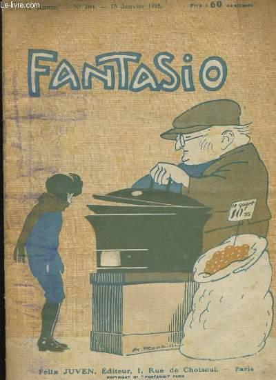 FANTASIO N° 264.