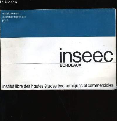 INSEEC BORDEAUX