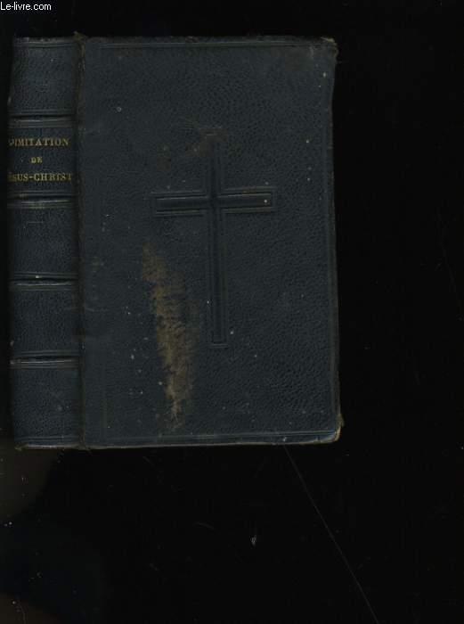 L'IMITATION DE JESUS-CHRIST.