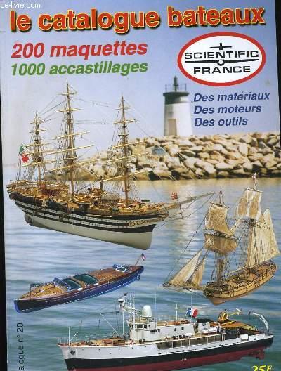 LE CATALOGUE BATEAUX N°20.