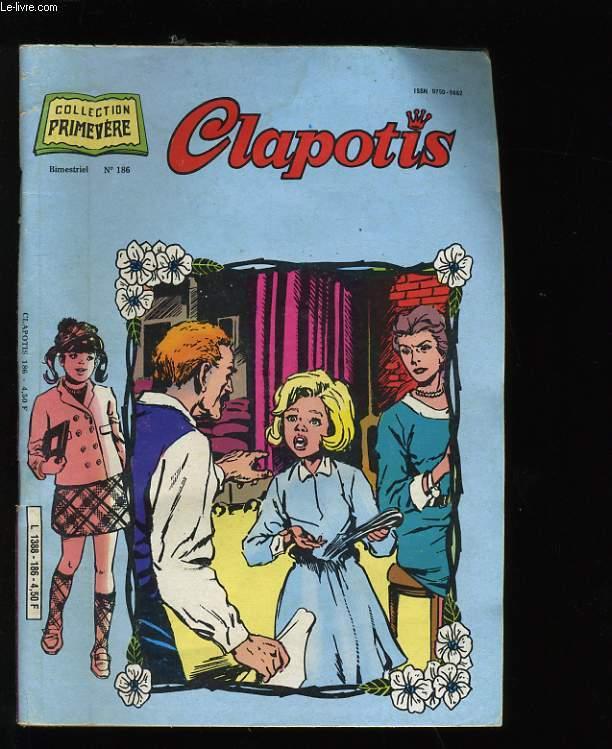 CLAPOTIS N°186.