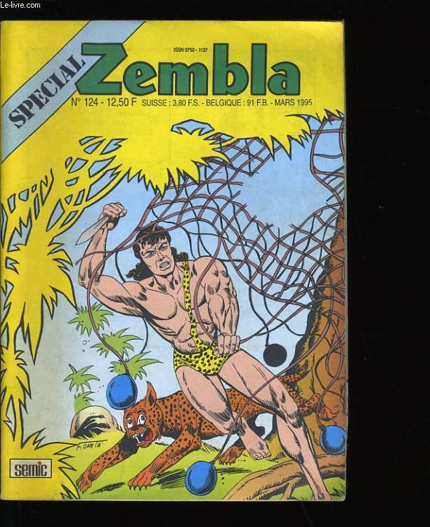 ZEMBLA SPECIAL N°124.