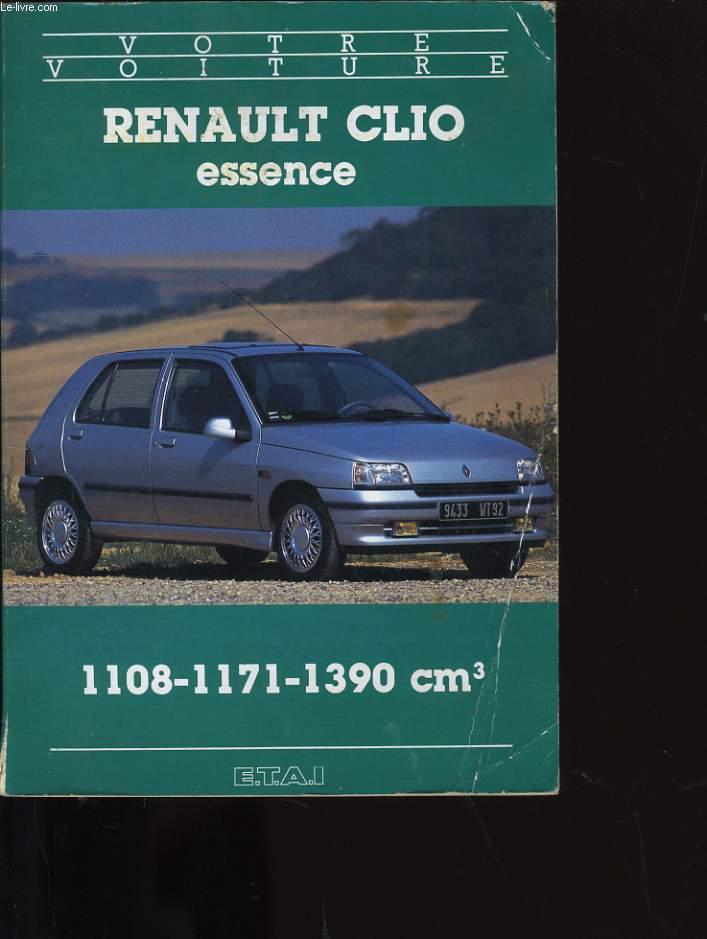 VOTRE VOITURE. RENAULT CLIO ESSENCE.