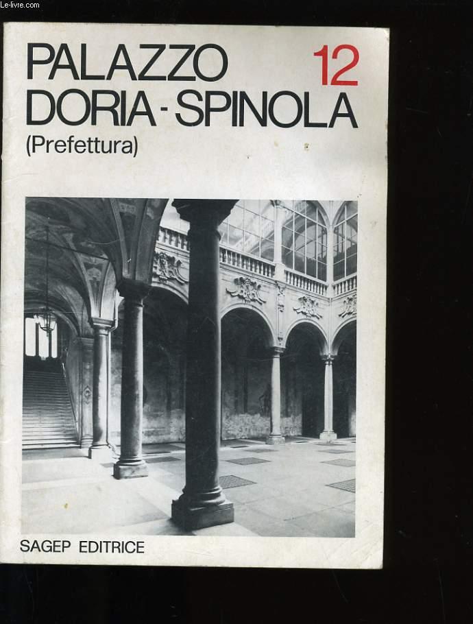 PALAZZO DORIA-SPINOLA N°12.