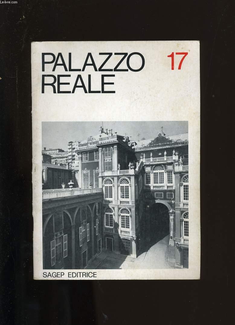 PALAZZO REALE N°17.