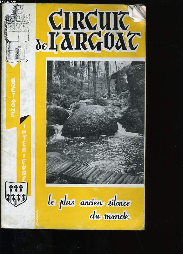 GUIDE TOURISTIQUE. CIRCUIT DE L'ARGOAT.