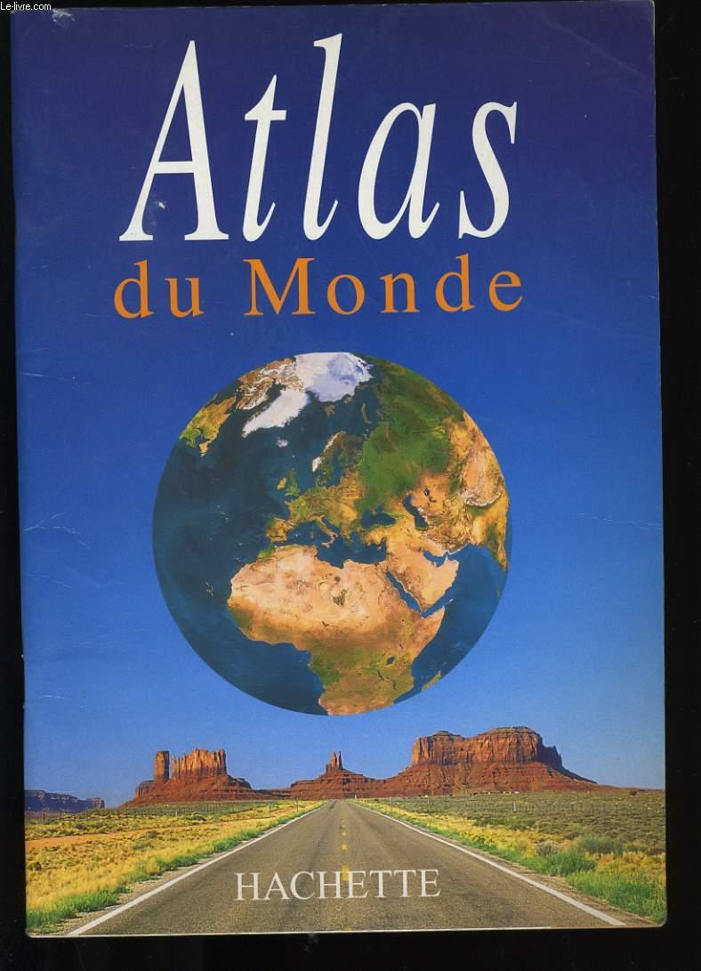 ATLAS DU MONDE.