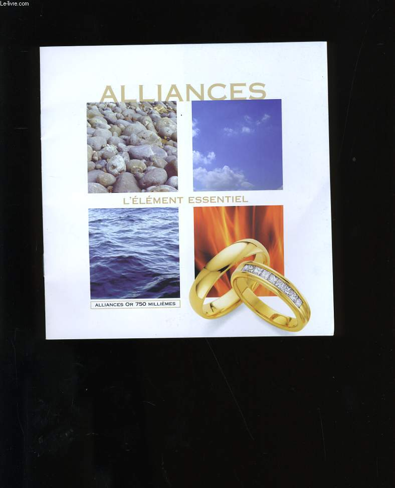 Catalogue d alliances.