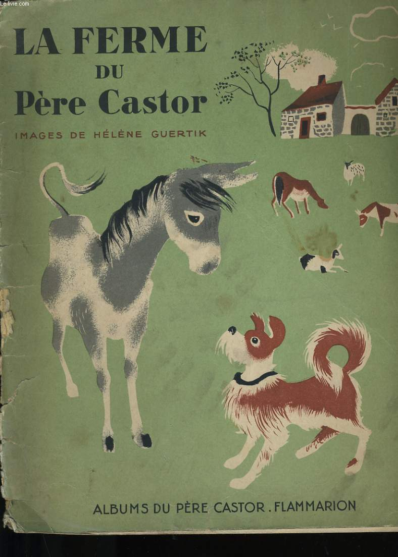 LA FERME DU PERE CASTOR.