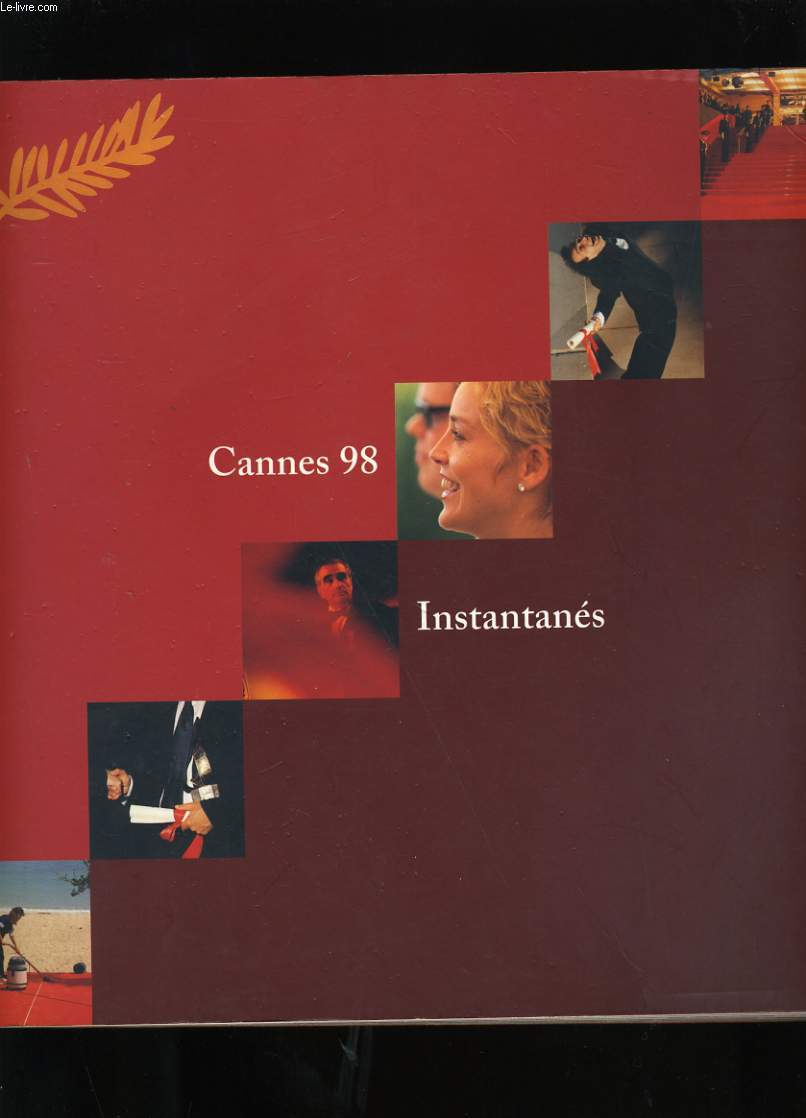 CANNES 98, INSTANTANES.