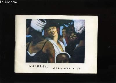 OUVRAGE DE TABLEAUX DE MALBREIL. CARAIBES AND CO.