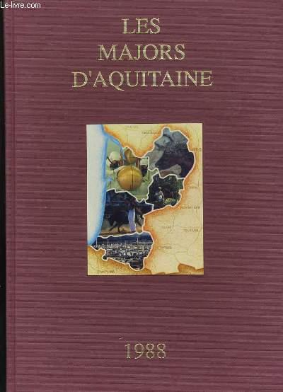 LES MAJORS D'AQUITAINE.1988.