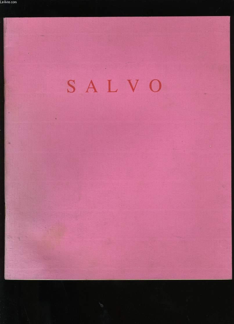 SALVO. GALERIA TEMPLE.