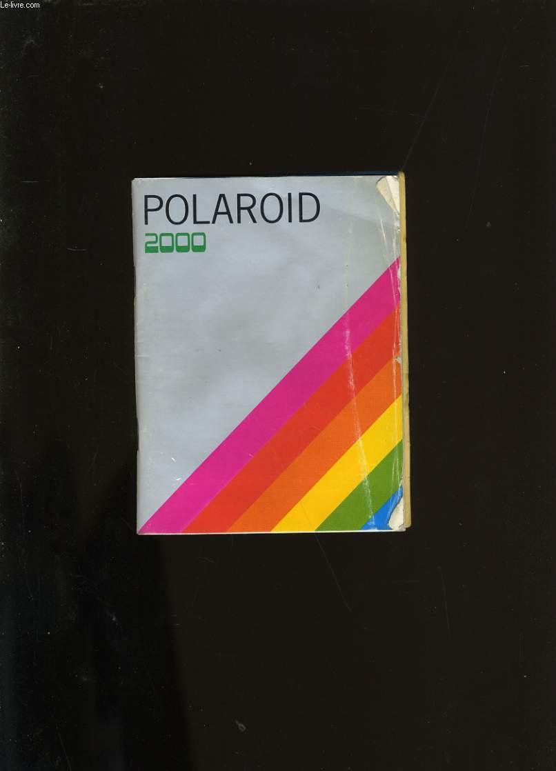 POLAROID 2000.