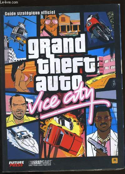 GRAND THEFT AUTO VICE CITY.