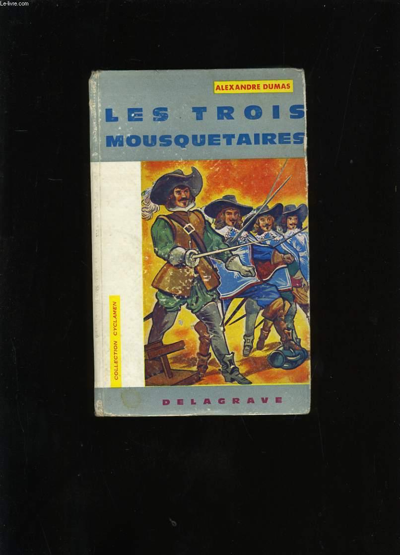 LES TROIS MOUSQUETAIRES.