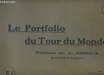 LE PORTFOLIO DU TOUR DU MONDE N°1.