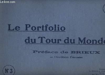 LE PORTFOLIO DU TOUR DU MONDE N°3.