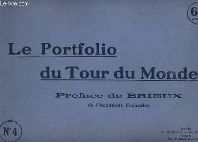 LE PORTFOLIO DU TOUR DU MONDE N°4.