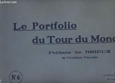LE PORTFOLIO DU TOUR DU MONDE N°6.