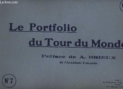 LE PORTFOLIO DU TOUR DU MONDE N°7.