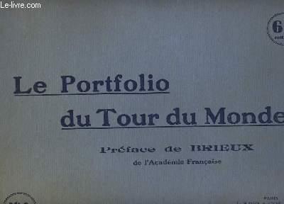 LE PORTFOLIO DU TOUR DU MONDE N°9.