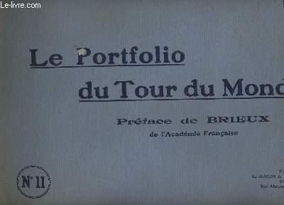 LE PORTFOLIO DU TOUR DU MONDE N°11.