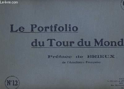 LE PORTFOLIO DU TOUR DU MONDE N°12.