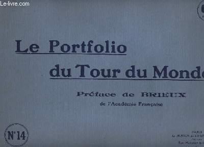 LE PORTFOLIO DU TOUR DU MONDE N°14.