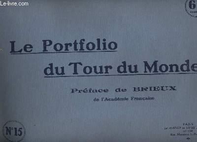 LE PORTFOLIO DU TOUR DU MONDE N°15.