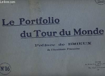 LE PORTFOLIO DU TOUR DU MONDE N°16.