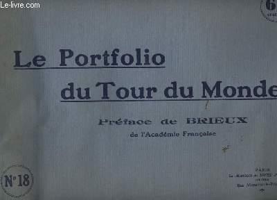 LE PORTFOLIO DU TOUR DU MONDE N°18.
