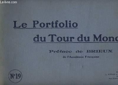 LE PORTFOLIO DU TOUR DU MONDE N°19.