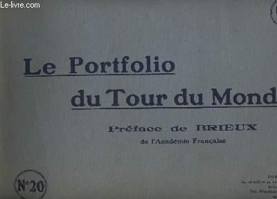 LE PORTFOLIO DU TOUR DU MONDE N°20.
