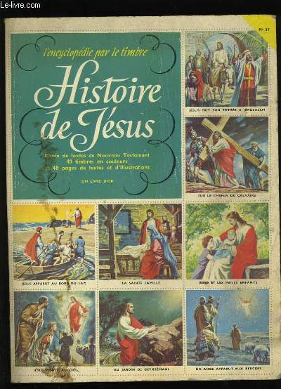 HISTOIRE DE JESUS.