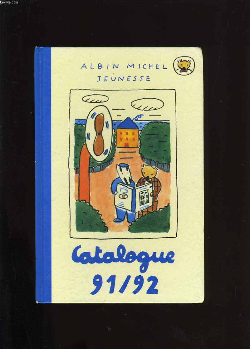 CATALOGUE ALBIN MICHEL JEUNESSE.