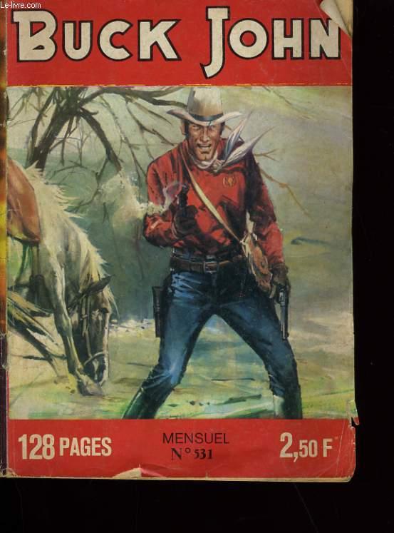 BUCK JOHN N° 531.