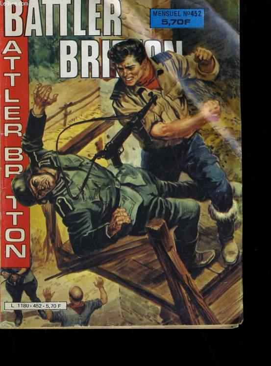 BATTLER BRITTON N° 452