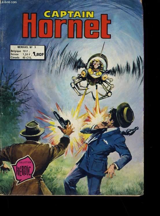 CAPTAIN HORNET N° 5.