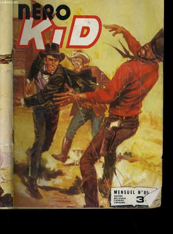 NERO KID N° 85.
