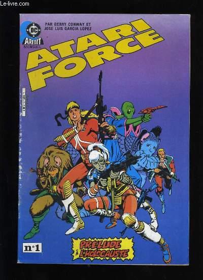 ATTARI FORCE N° 1.