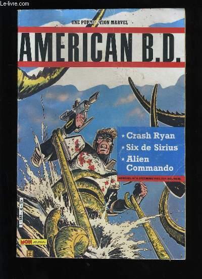 AMERICAN BD N°4.