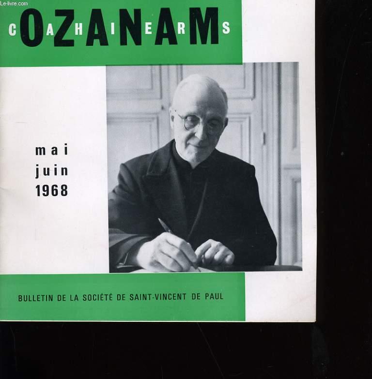 CAHIERS OZANAM .