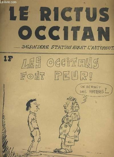 LE RICTUS OCCITAN N° 2.