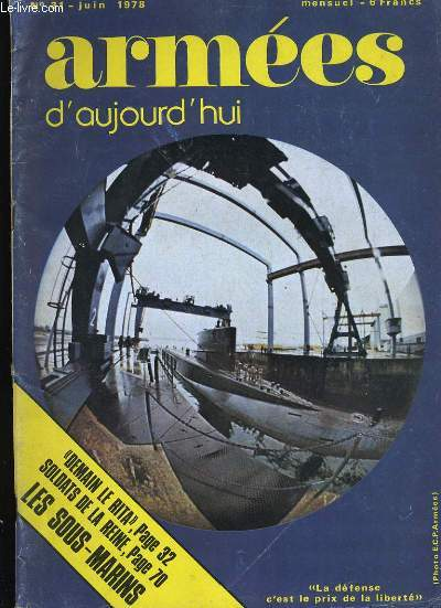 ARMEES D'AUJOURD'HUI. N° 31.