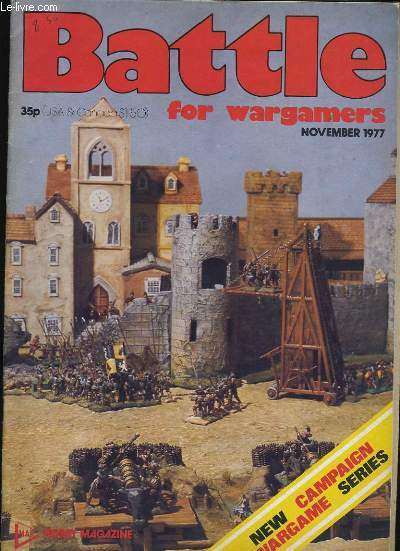 BATTLE FOR WARGAMERS VOLUME 4. N° 11.